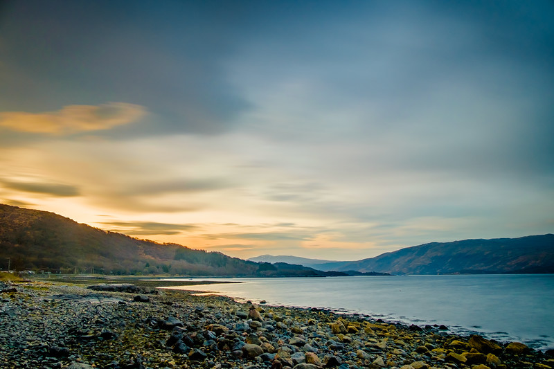 Awakening - Loch Sunart, Resipole, Sunart