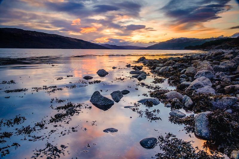 Farewell 2020 I - Loch Sunart, Resipole, Sunart