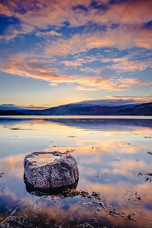 Welcome 2021 II - Loch Sunart, Resipole, Sunart