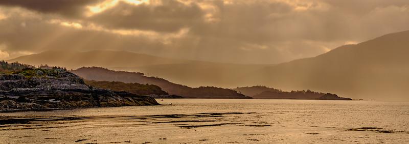 Headlands - Loch Sunart, Resipole, Sunart