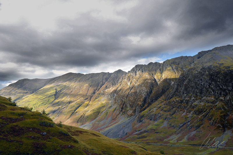 There's A Storm Coming, Glencoe