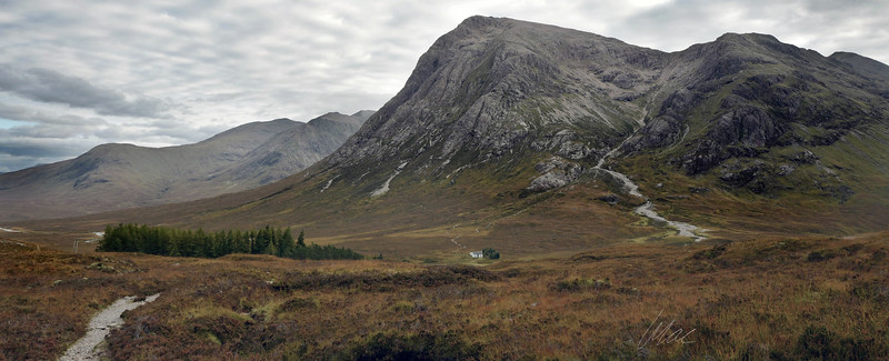 Views from Devil's Staircase, Glencoe