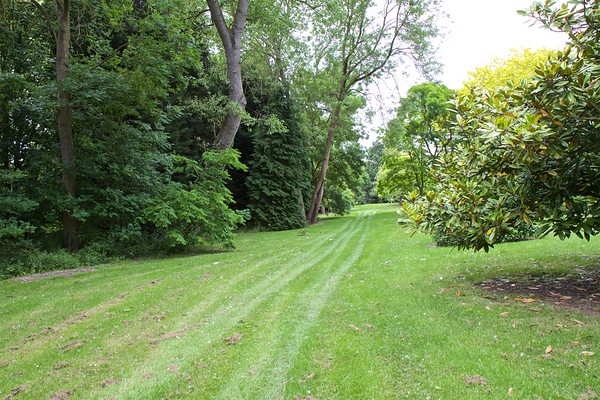 West Lodge Park Arboretum