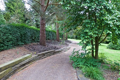 West Lodge Park Arboretum