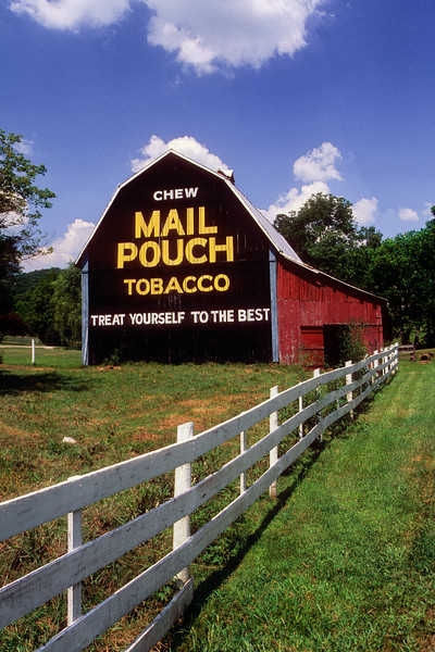 Mail Pouch Barn V1