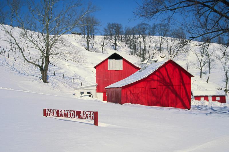 Farm Patrol Winter