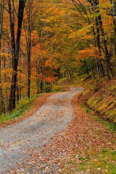 Close Mountain Road