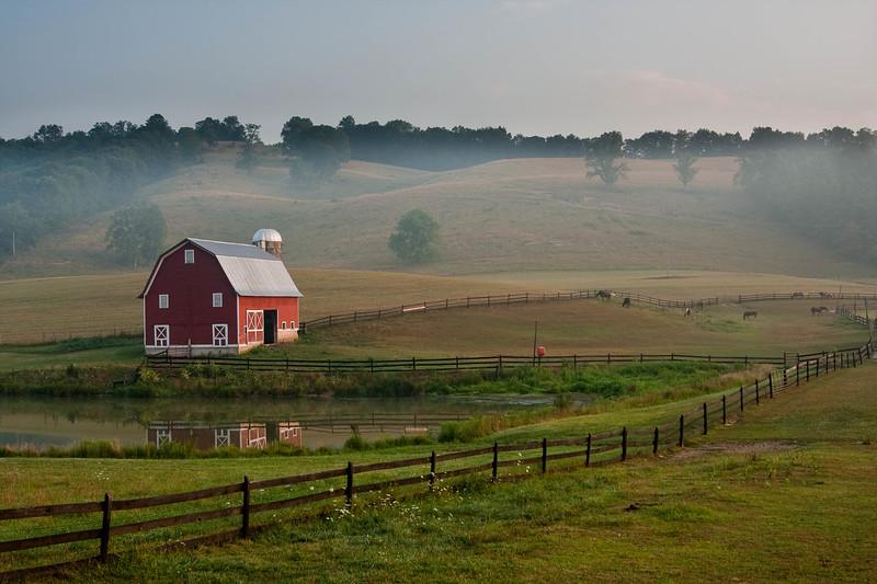 Edray Farm Morning H1