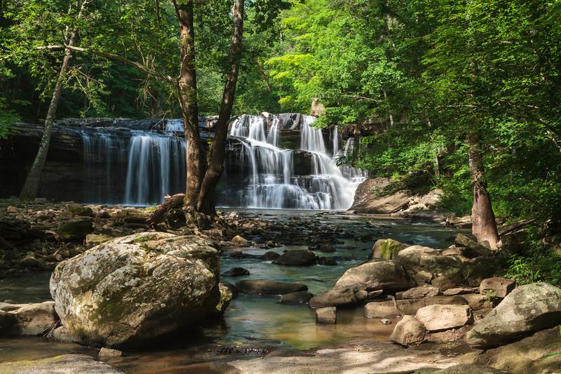 Brush Fork Falls 1066
