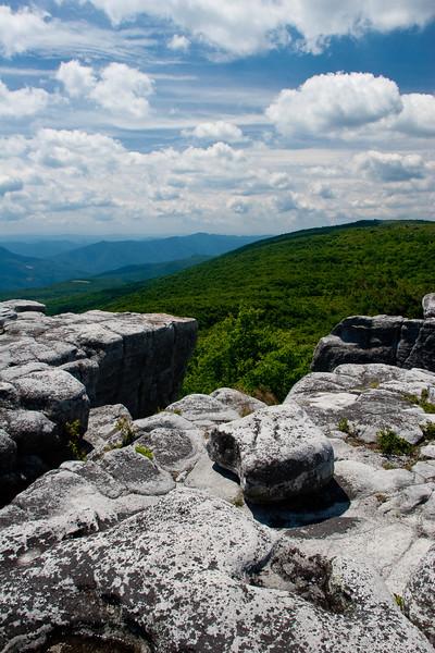 Bear Rocks June V2