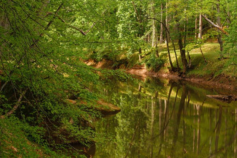 North Fork Hughes River 4166