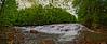 Muddy Creek Falls 0981-89 P Panorama