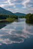 Cheat River Reflection 585