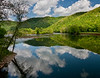 Cheat River Reflection 05