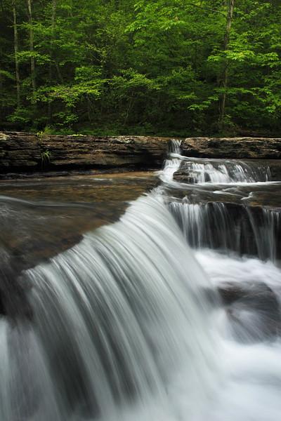 Campbell Creek Falls V3