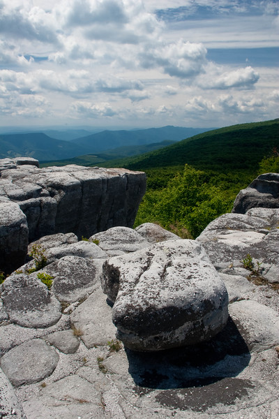 Bear Rocks June V1