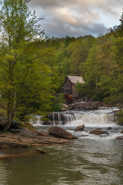 Glade Creek Grist Mill 5767