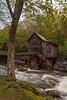 Glade Creek Grist Mill 5761