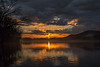 Ohio River Sunset 8557PS