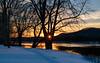 Ohio River Sunset 9530