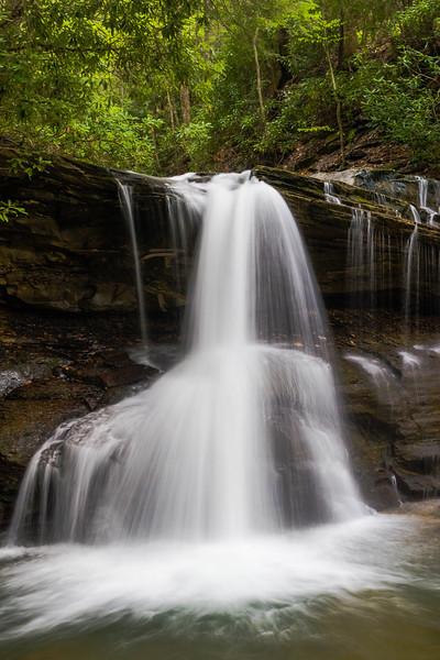 Holly River Falls 3616