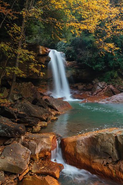 Douglas Falls 8848