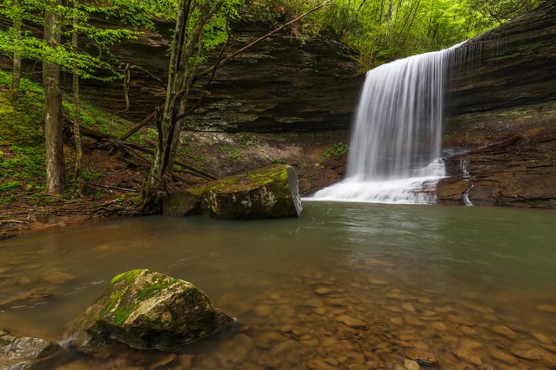 Ramsey Branch Falls