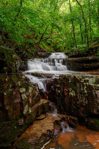 Nose Hollow Falls 8644