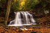 Holly River LF Upper Falls 8624