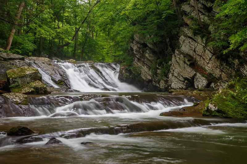Falls Gap Falls 8982