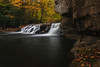 Glade Creek Falls 0913