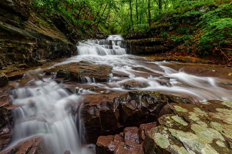 Nose Hollow Falls 8663
