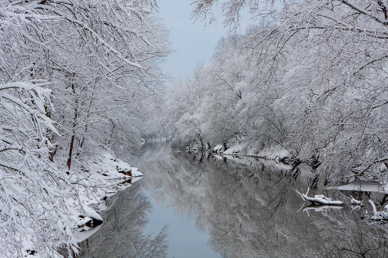 Middle Island Creek Snow 36