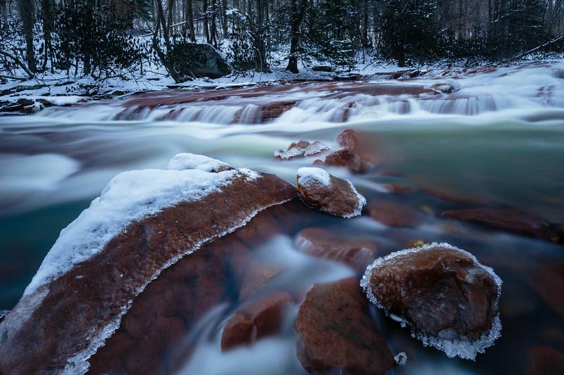 Muddy Creek Winter 3647