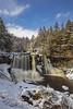 Blackwater Falls Winter 7820