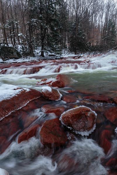Muddy Creek Winter 3642