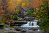 Glade Creek Grist Mill 0914