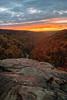 Blackwater Canyon Sunset 8354