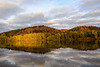 Ohio River Reflection