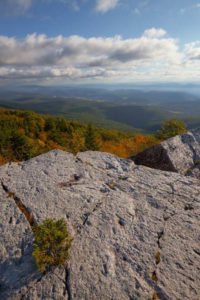 Bear Rocks Morning 2872