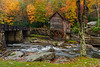 Glade Creek Grist Mill 0905