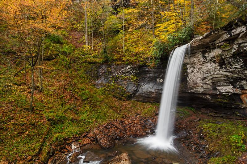 Falls of Hills Creek 0911C