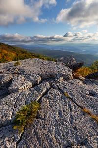 Bear Rocks Morning 2845