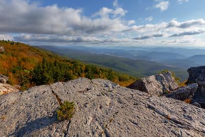Bear Rocks Morning 2870