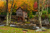 Glade Creek Grist Mill 0902