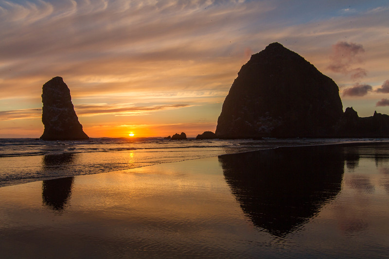 Cannon Beach Sunset 13
