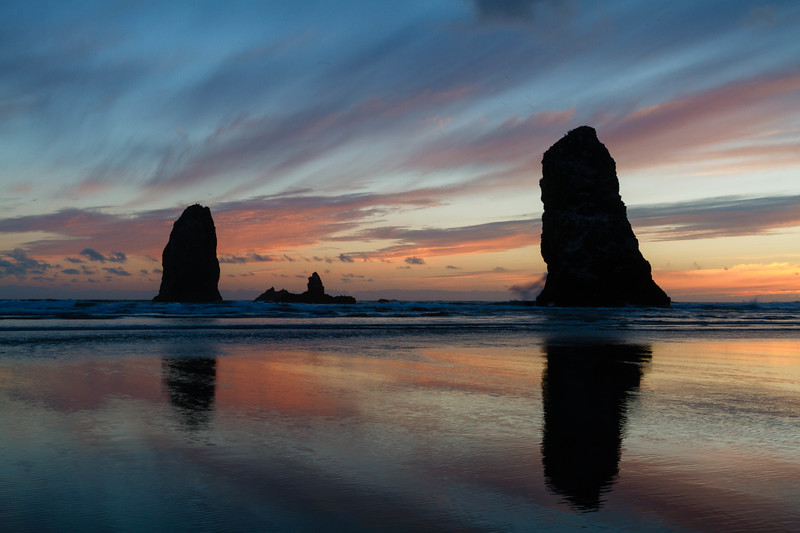Cannon Beach Sunset 18