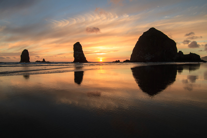 Cannon Beach Sunset 11