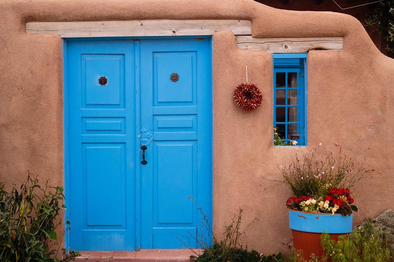 Blue Adobe 6303