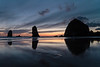 Cannon Beach Sunset 24